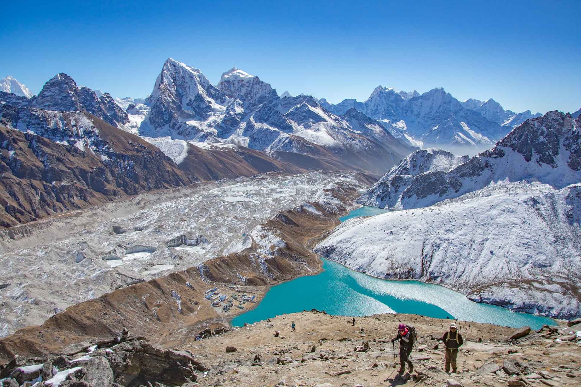 Everest Gokyo Trekking