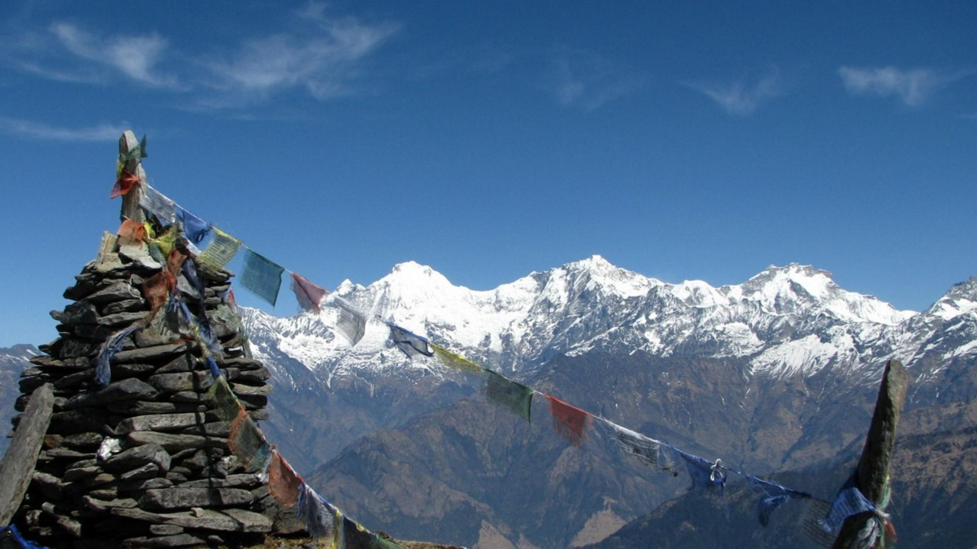 Lower Ganesh Himal Trekking