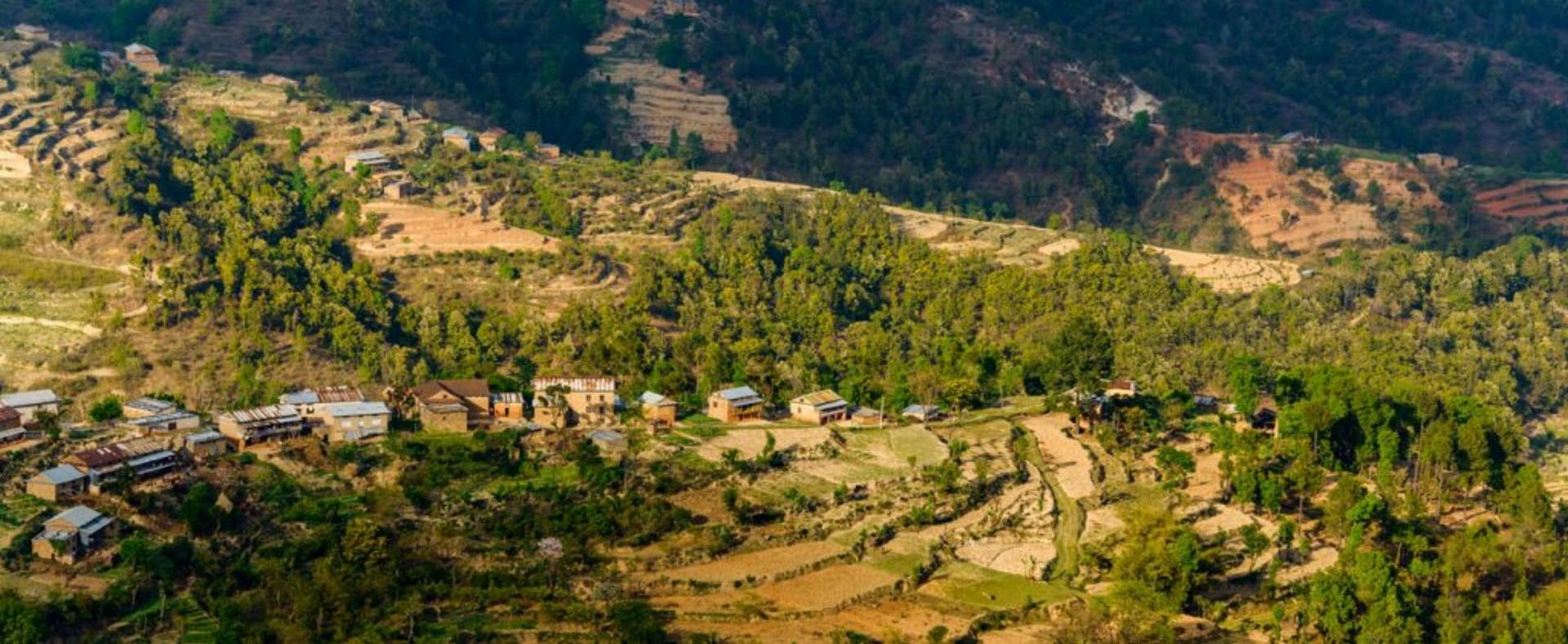 Nagarkot- Dhulikhel Cycling Trip