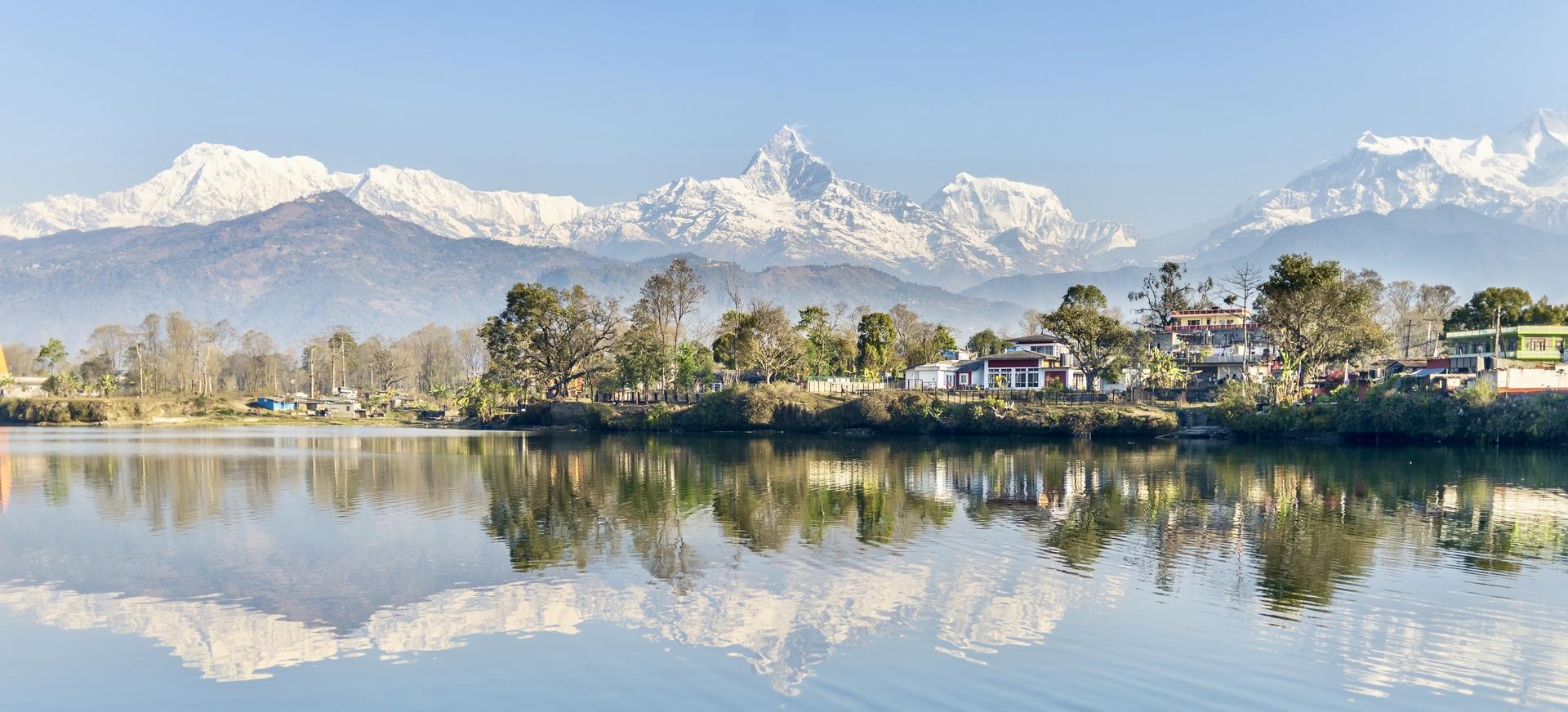 Kathmandu Pokhara 3 day Trek with Chitwan Safari